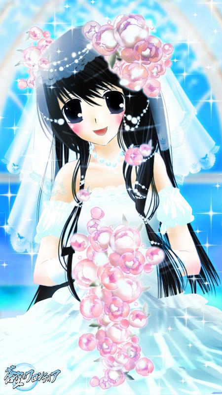 【2024ジューンブライド】純白の花嫁