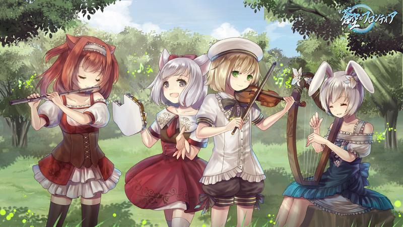【Gアイドル!】森の音楽会