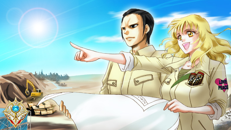 【ななな光】超団長による超復興!