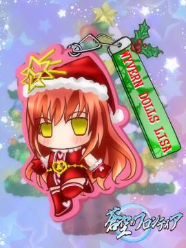 【2023クリスマス】ストラップに変身!
