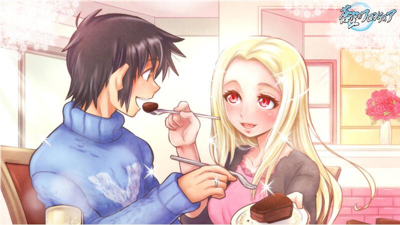 【カラフルVD】妻の手作りチョコケーキ!