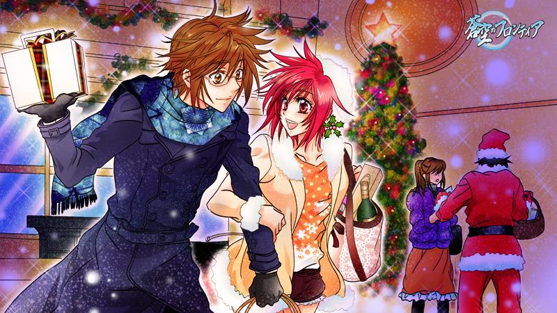 【2023クリスマス】雪降る夜に