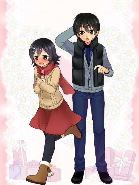 【2024バレンタイン】親愛のVD…の筈