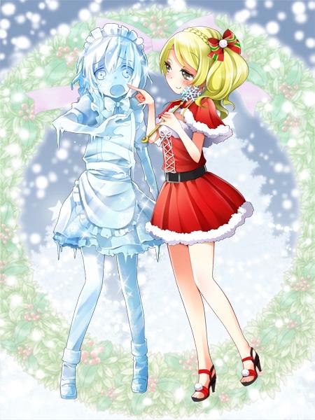 【2023クリスマス】冷や冷やクリスマス