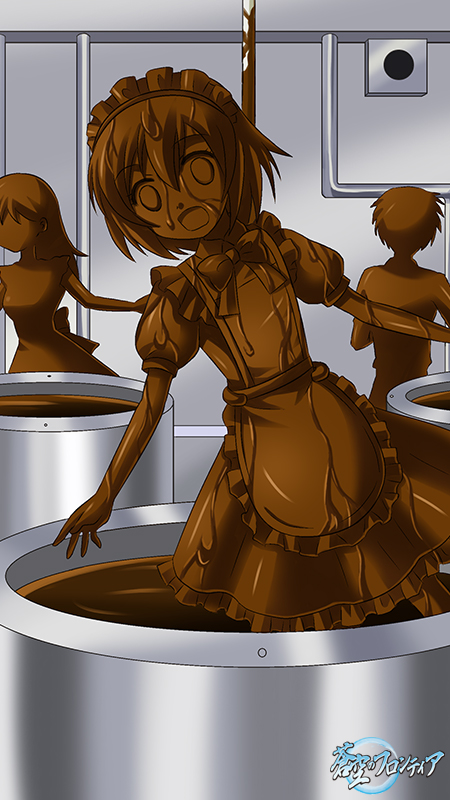 【2024バレンタイン】チョコ工場の罠
