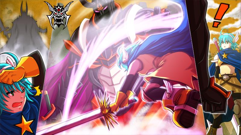 【ななな闇】超将軍VS超勇者