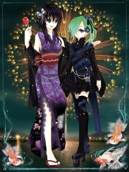 【2023祭】お祭り衣装