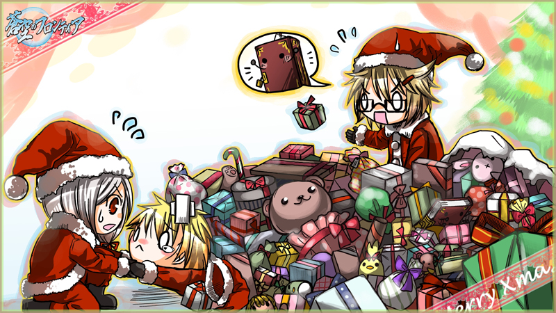 【プレゼントお届け!】サンタ見習い奮闘中